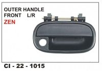 Outer Door Handle Zen Front LHS CI-1015L