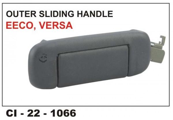 Outer Slider Handle Versa & Eeco LHS CI-1066L