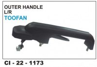 Outer Door Handle Toofan. CI-1173