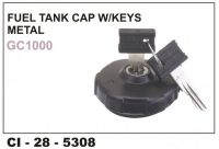 Fuel Tank Cap Gc1000 Metal CI-5308