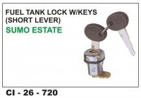 Fuel Tank Lock W/Key Sumo CI-720
