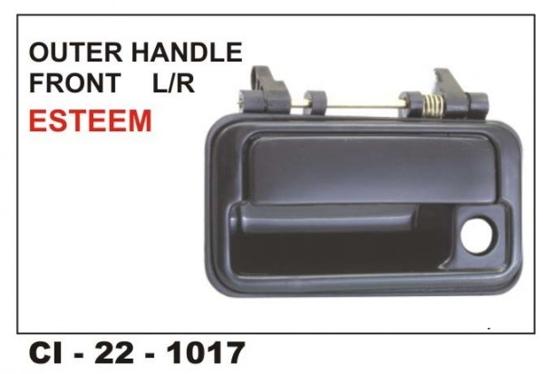 Outer Door Handle Esteem Front LHS CI-1017L