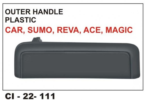 Outer Door Handle Maruti 800/Sumo/Ace/1000 RHS CI-111R