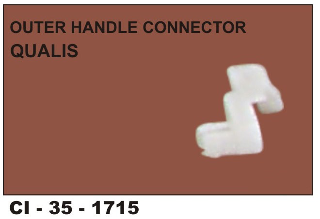Outer Door Handle Connector Qualis CI-1715
