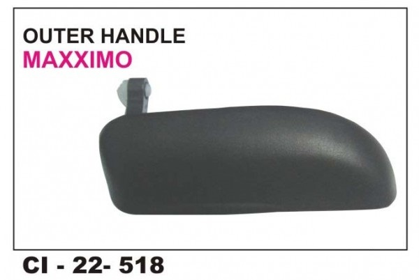Outer Door Handle Maximo LHS CI-518L