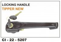 Locking Handle Tipper Straight Patti CI-5207