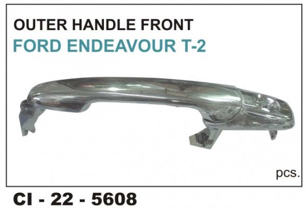 Outer Door Handle Ford Endeavour T-2 Front LHS CI-5608L