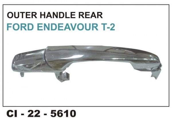 Outer Door Handle Ford Endeavour T-2 Rear LHS CI-5610R