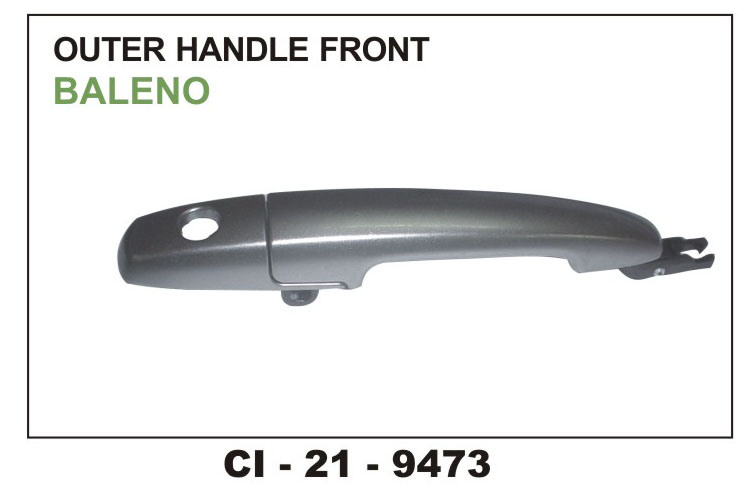 Outer Handle Baleno N/M Front Lh CI-9473Fl
