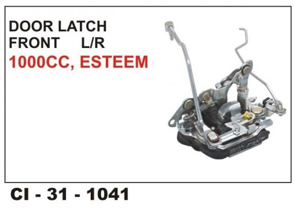 Door Latch Assembly Maruti 1000 Front LHS CI-1041L