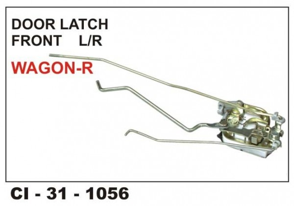 Door Latch Assembly Wagon-R Front LHS CI-1056L