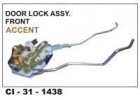 Door Latch Assembly Accent Front RHS CI-1438R