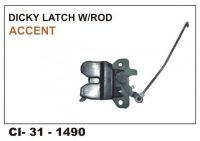 Dicky Latch W/Rod Accent CI-1490