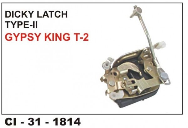 Door Latch Assembly Gypsy King LHS CI-1814L