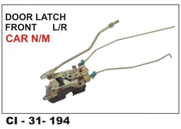 Door Latch Assembly Maruti 800 Front Right CI-194Fr