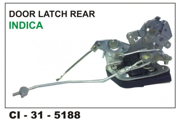 Door Latch Assembly Indica Rear RHS CI-5188R