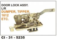 Door Latch Assembly Tipper LHS CI-5235L