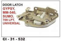 Door Latch Assembly 540 Sumo Gypsy 709 Lpt 207 LHS CI-532L