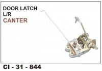 Door Latch Assembly Canter LHS CI-844L