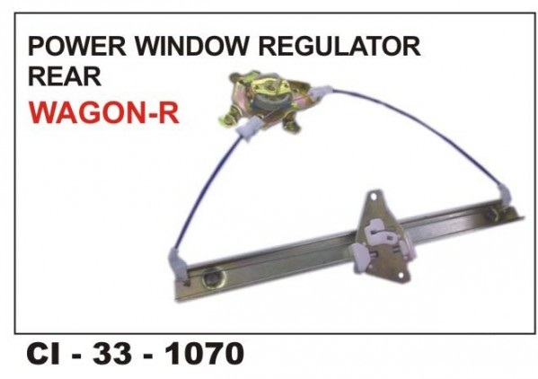 Power Window Regulator Wagon-R Rear RHS CI-1070R
