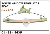 Power Window Regulator Accent Rear RHS CI-1435R
