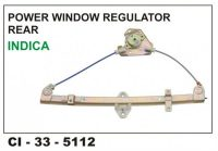 Power Window Regulator Indica Rear LHS CI-5112L