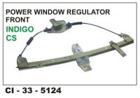Power Window Regulator Indigo Cs Front LHS CI-5124L