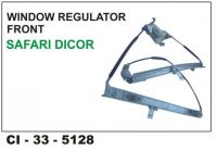 Power Window Regulator Tata Safari Dicor Front LHS CI-5128L