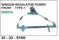 Power Window Regulator Indica T 1 Front LHS CI-5150L