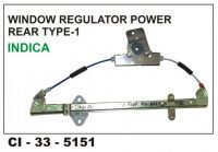 Power Window Regulator Indica T 1 Rear LHS CI-5151L