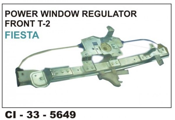 Power Window Regulator Ford Fiesta T2 Front RHS CI-5649R