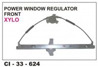 Power Window Regulator Xylo Front LHS CI-624L