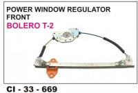 Power Window Regulator Bolero Front LHS CI-669L