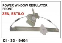 Power Window Regulator Zen Estilo Front RHS CI-9404R