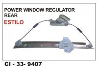 Power Window Regulator Zen Estilo Rear LHS CI-9407L