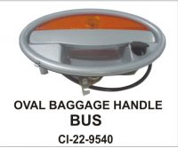 Baggage Handle Bus Oval Type