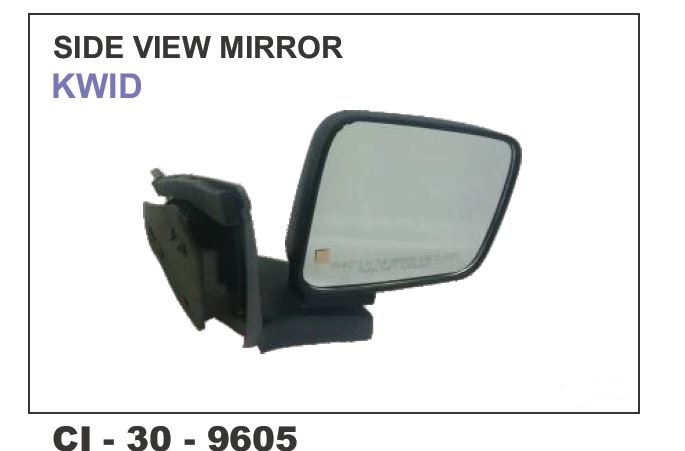 Side View Mirror KWID Renault